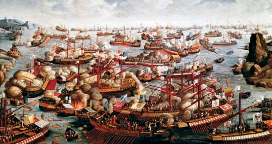 The Battle of Lepanto – commemoration